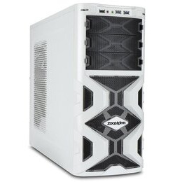 Zoostorm Gaming Desktop PC, Intel Core i3-6100 3.7GHz, 8GB RAM, 2TB HDD, DVDRW, NVIDIA GTX-950, No Operating System
