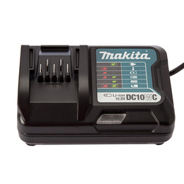 Makita DC10WC CXT 10.8V Li-ion Battery Charger Reviews