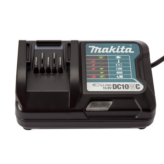 Makita DC10WC CXT 10.8V Li-ion Battery Charger