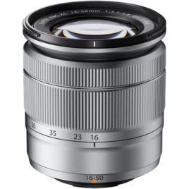 Fujifilm XC-16-50mm f/3.5-5.6 OIS MK II Lens - Silver