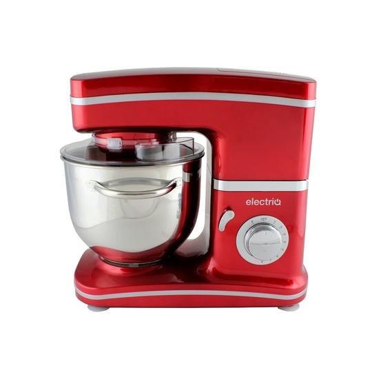 ElectriQ EIQSMWFMR 5.2 Litre Kitchen Stand Mixer 1000w