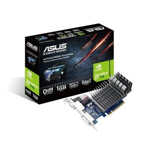 Photo of Asus GeForce GT 710 710-1-SL Graphics Card