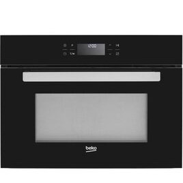 Beko Pro BCW14500B Compact Electric Oven - Black Reviews