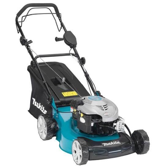 Makita PLM4622 4-Stroke Petrol Lawn Mower 190cc