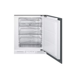 SMEG UKUD7108FSEP Under Counter Integrated Freezer Reviews