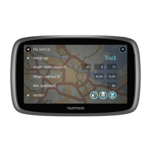 Photo of TomTom Trucker 5000 Satellite Navigation