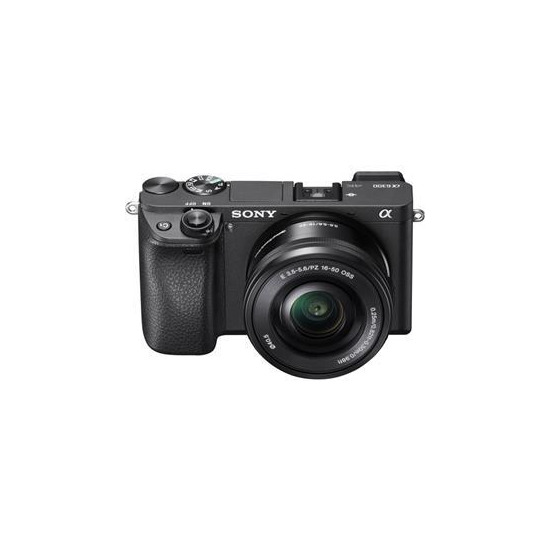 Sony Alpha 6300 + 16-50mm Lens