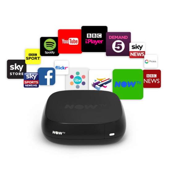 Now TV HD Smart TV Box (2015)