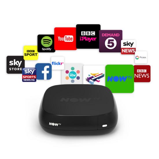 Now TV HD Smart TV Box (2015)