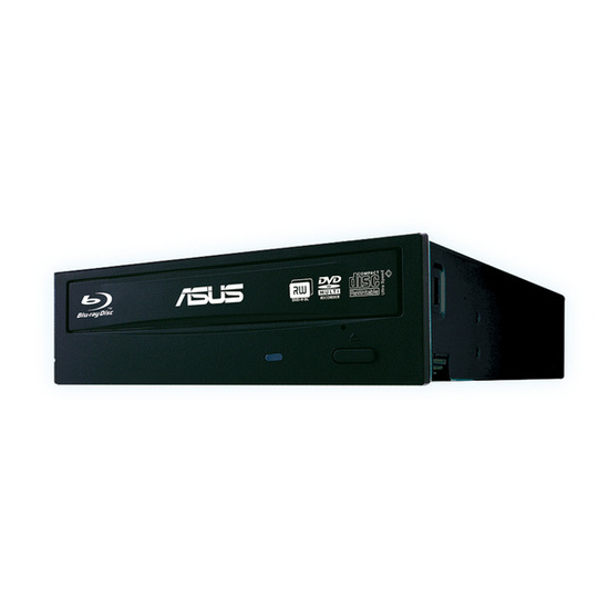 ASUS BW-16D1HT Blu-Ray Recorder Drive
