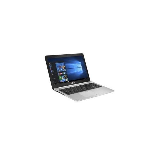 Asus K501UB 15.6 i7-6500U 12GB 1TB + 16GB NVidia GeFroce 940M Windows 10 64bit Multimedia TouchScreen Laptop Grey Metal
