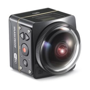 Photo of Kodak PIXPRO SP360 Camcorder