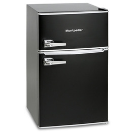 Montpellier MAB2030K Black Under Counter Fridges Reviews