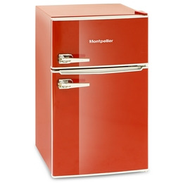 Montpellier MAB2030R Red Under Counter Fridges Reviews