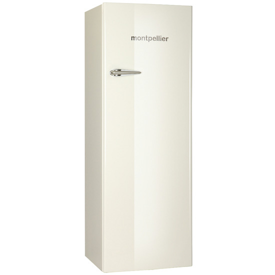 Montpellier MAB340C Cream Tall Fridges