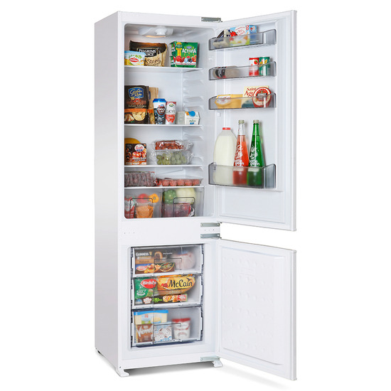 Montpellier MIFF700 Integrated Fridge Freezers