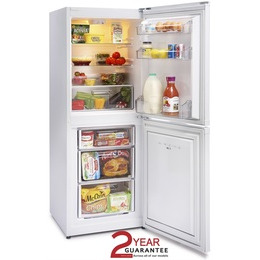 Montpellier MS152W White Freestanding Fridge Freezers Reviews