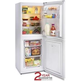 Montpellier MS152W White Freestanding Fridge Freezers Reviews