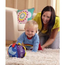 Baby Sensory Say Hello Reversible Discovery Ball Reviews
