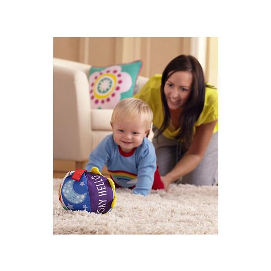 Baby Sensory Say Hello Reversible Discovery Ball