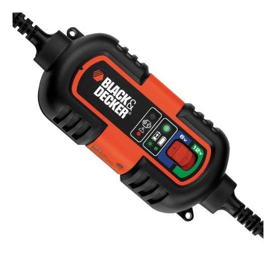 Black And Decker BDV090 6V / 12V Battery Maintainer