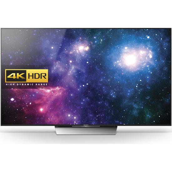 "BRAVIA KD75XD8505BU Smart Ultra HD 4k 75"" LED TV"