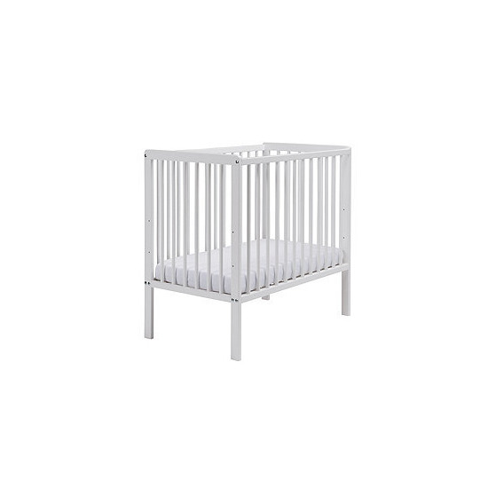 East Coast Carolina Space Saving Cot with Mattress