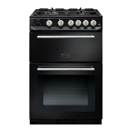 Rangemaster Arleston 10739 60cm Gas Cooker