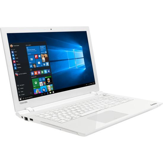 Toshiba Satellite L50-C-29P 15.6 Laptop White