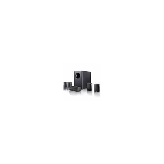 Canton Movie 1005.2 Black 5.1 Home Cinema Speaker Package