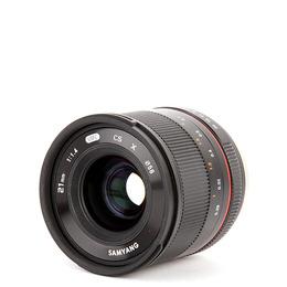 Samyang 21mm f/1.4 ED AS UMC CS