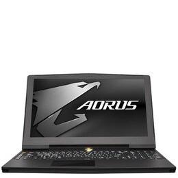 Aorus X5-CF1 Gaming Laptop Intel Core i7-5700HQ 2.7GHz 1TB HDD 512GB SSD 8GB RAM 15.6 2880x1620 No-DVD NVIDIA GTX 965M Webcam Bluetooth WIFI Windows 10 Home 64bit
