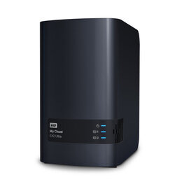 WD My Clousd EX2 Reviews