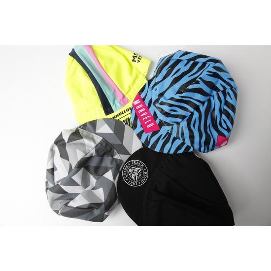 Morvelo cycling caps