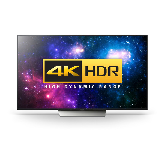 Sony KD55XD8599BU