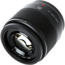 Panasonic Lumix G 25mm f/1.7 Asph Reviews
