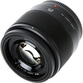 Panasonic Lumix G 25mm f/1.7 Asph Reviews