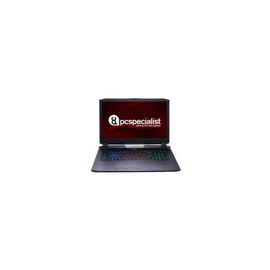 PC Specialist Octane II X17-980 Elite Core i7-6700k 16GB 256GB SSD 1TB 8GB Nvidia Geforce GTX 980 Windows 10 Gaming Laptop