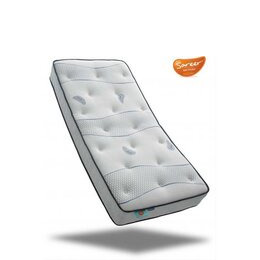 Sareer Furniture Sareer Cool Blue Pocket Memory Mattress - Medium/Firm - Superking 6ft