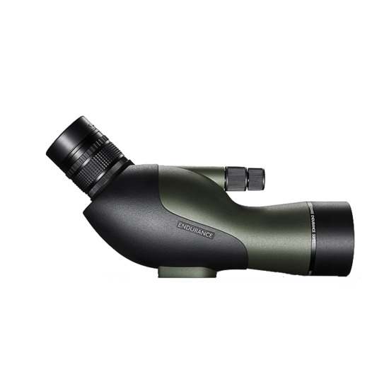 Hawke Endurance 12-36x50 Spotting Scope - Angled