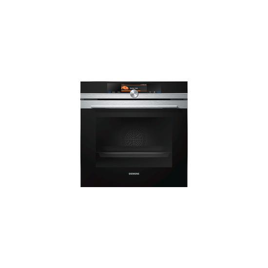 Siemens HB678GBS6B Stainless steel Pyrolitic single oven