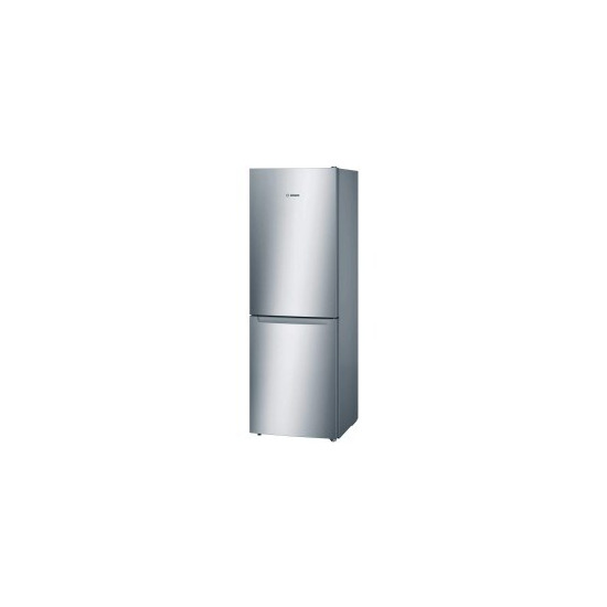 Bosch KGN33NL20G NoFrost Freestanding Fridge Freezer Stainless Steel Look
