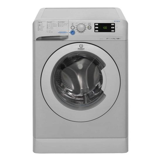 Indesit XWE91483XS Washing Machines