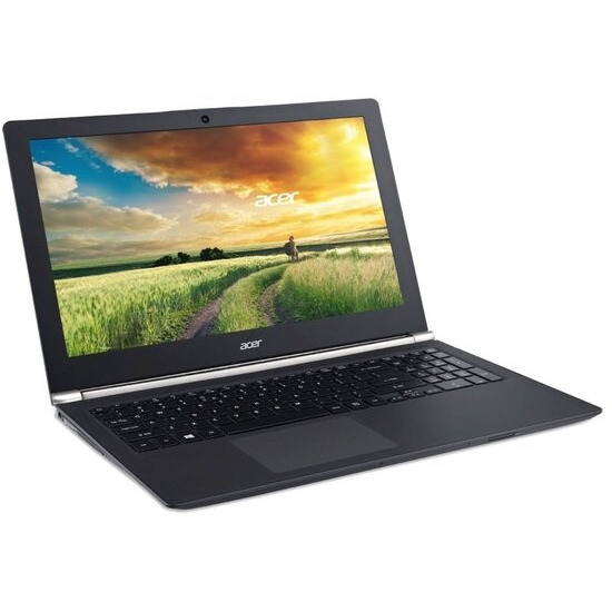 ACER Aspire V Nitro Laptop Intel Core i5-6300HQ 2.3GHz 8GB RAM 1TB HDD 15.6 LED No-DVD NVIDIA GTX 960M WIFI Webcam Bluetooth Windows 10 Home
