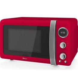 Retro Digital SM22030RN Solo Microwave - Red Reviews