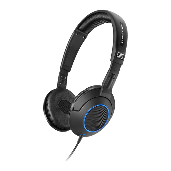 Sennheiser HD 221 Noise-Cancelling Headphones - Black