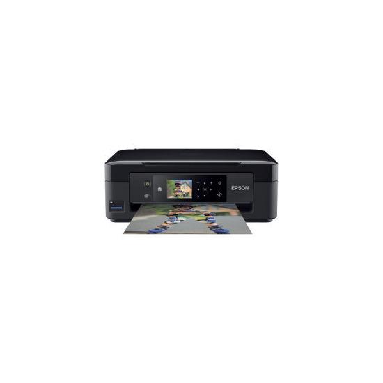 EPSON XP-432 Inkjet Multifunction Printer Black