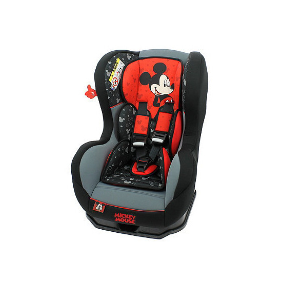 Disney Mickey Mouse Cosmo SP Luxe Group 0+-1 Car Seat