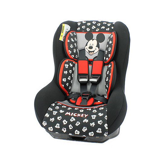 Disney Mickey Mouse Driver Group 0+-1 Car Seat