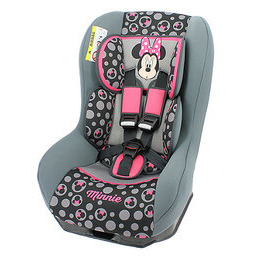 Disney Minnie Mouse Driver Group 0+-1 Car Seat Reviews
